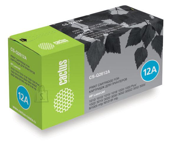 Analoogtooner HP Q2612A / Canon FX-10 (2400 lehte)