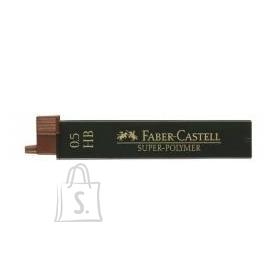 Faber-Castell Mehaanilise pliiatsi söed Faber-Castell Super-Polymer 0,5mm HB