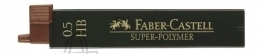 Faber-Castell *Mehaanilise pliiatsi söed Faber-Castell Super-Polymer 0,5mm 2H