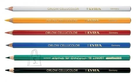 Lyra Universaalpliiats Lyra Orlow-Cellucolor kollane
