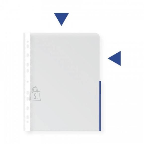 Signaaltasku COLLEGE A4 köidetav 105mic sinine