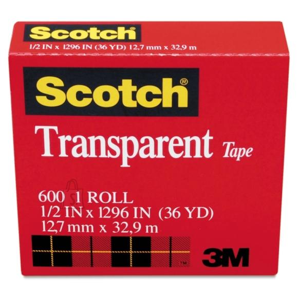 *Kleeplint Scotch Crystal 600 12,7mmx32,9m