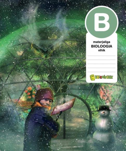 Valemivihik Kaustik Valemivihik Bioloogia A5/36L ruuduline