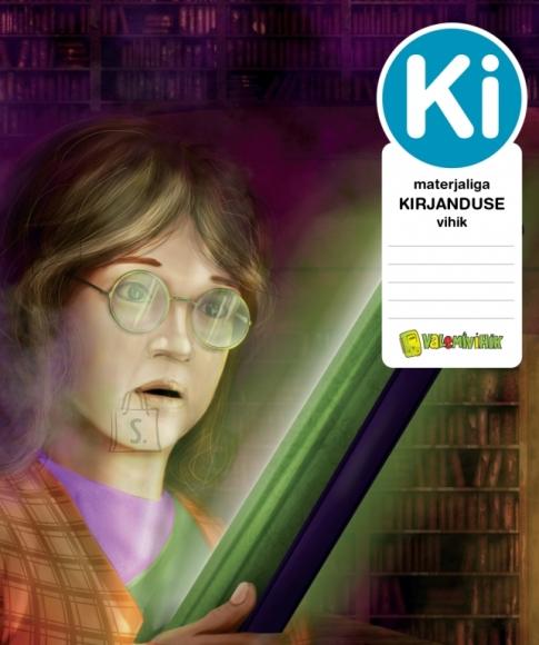 Valemivihik Kaustik Valemivihik Kirjandus A5/36L jooneline