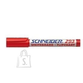 Schneider *Valgetahvlimarker Schneider 293, lõigatud ots, punane