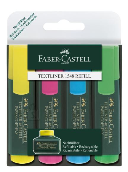 Faber-Castell Tekstimarkerite komplekt Faber-Castell 4-värvi