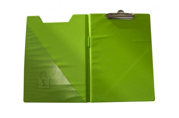 Panta Plast Kirjutusalus kaanega Ecoplimer Panta Plast A4 roheline