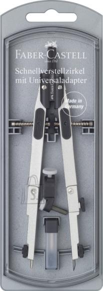 Faber-Castell Sirkel Faber-Castell 4mm metallist (P)