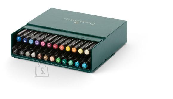 Faber-Castell Pintsel-pliiats Faber-Castell PITT artist pen B st.box 24x