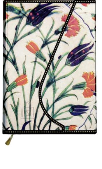*Märkmik Prosper Art G192 u A6/128 lehte, kõva kaanega, magnetiga, valged