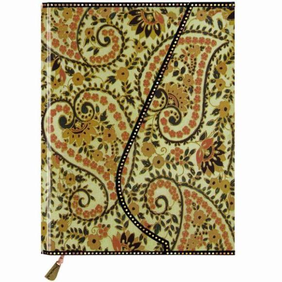 Märkmik Prosper Art G187 u A6/128 lehte, kõva kaanega, magnetiga, valged