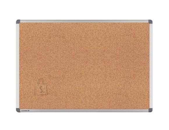 Korktahvel 2x3 80x60cm, alumiiniumraamiga