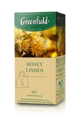 Greenfield Tee Greenfield Honey Linden must tee 2gx25 (fooliumis)