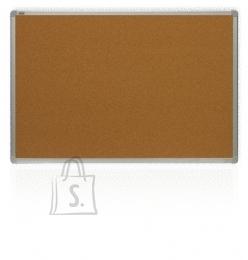 Korktahvel 2x3 45x60cm, alumiiniumraamiga