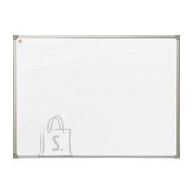 Valge magnettahvel 2x3 120x90cm, alumiiniumraamiga
