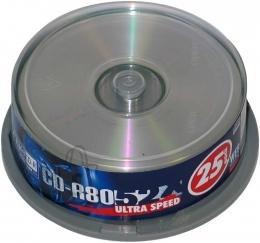 ACME CD-R Acme 700MB 52x 10tk tornis