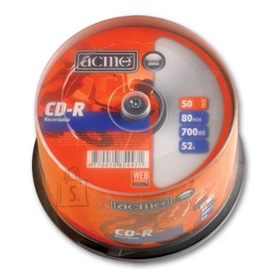 ACME CD-R Acme 700MB 52x 50tk tornis