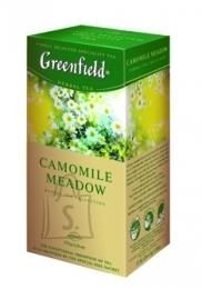 Greenfield Tee Greenfield Camomile Meadow ürditee 1,5gx25 (fooliumis)