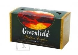 Greenfield Tee Greenfield Golden Ceylon must tee 2gx25 (fooliumis)
