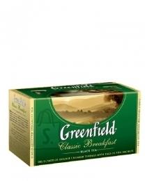 Greenfield Tee Greenfield Classic Breakfast must tee 2gx25 (fooliumis)