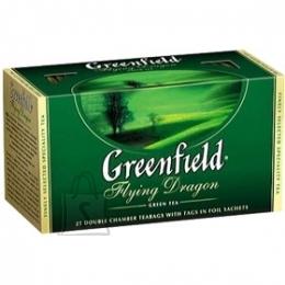Greenfield Tee Greenfield Flying Dragon roheline tee 2gx25 (fooliumis)