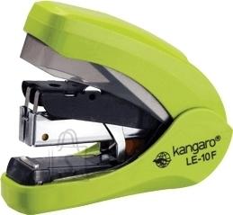 Kangaro *Klammerdaja Kangaro LE-10F 20-lehte, Flat-Clinch, erivärvid