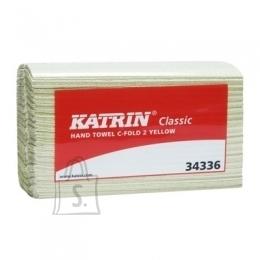 Katrin Lehtkäterätik Katrin Classic C-2 kollane (16pk/kast)