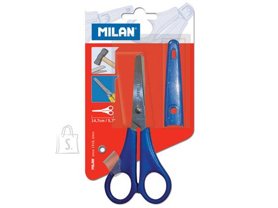 Milan Käärid Milan 15cm plastik kattega
