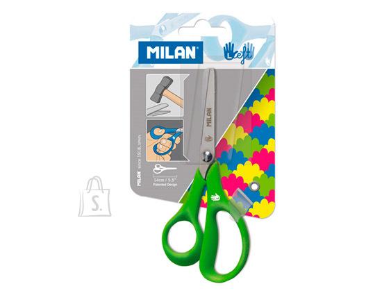 Milan Käärid Milan vasakukäelistele 14cm blistris