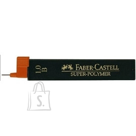 Faber-Castell Mehaanilise pliiatsi söed Faber-Castell Super-Polymer 0,9mm HB
