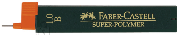 Faber-Castell Mehaanilise pliiatsi söed Faber-Castell Super-Polymer 0,9mm B