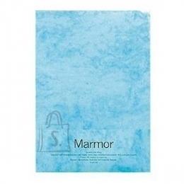 Esinduspaber Marmor A4/200g/70L, helesinine/sinine