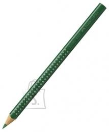 Faber-Castell Värvipliiats Faber-Castell Jumbo Grip 67 oliiviroheline
