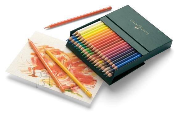 Faber-Castell Kunstniku värvipliiatsid Faber-Castell Polychromos 36-värvi pinalis