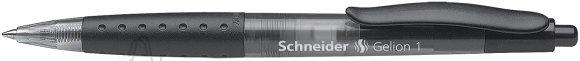 Schneider Geelpliiats Schneider Gelion 1 0,4mm, veekindel, must