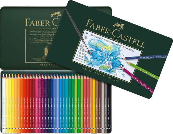 Faber-Castell Akvarell-kunstipliiatsid Faber-Castell Albrecht Dürer 36 värvi