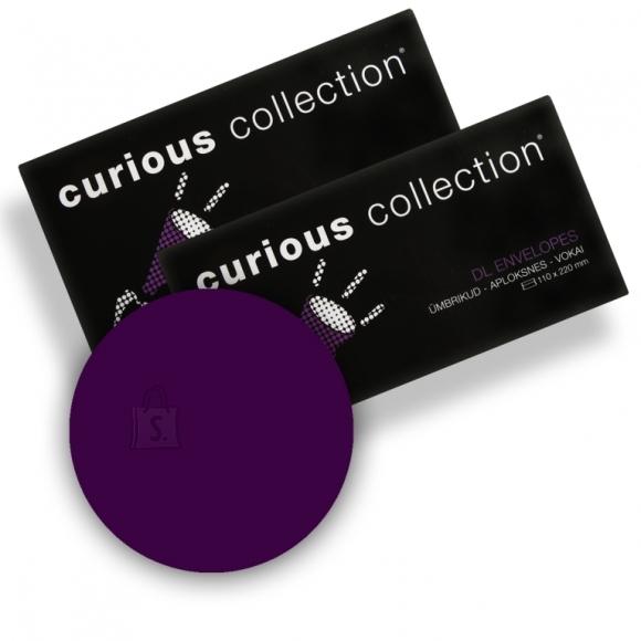 Curious Ümbrik C65 Curious Metallic 20tk/pk, Violette (P)