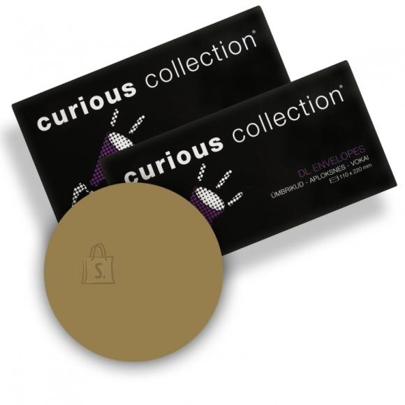 Curious Ümbrik C65 Curious Metallic 20tk/pk, Gold Leaf (P)