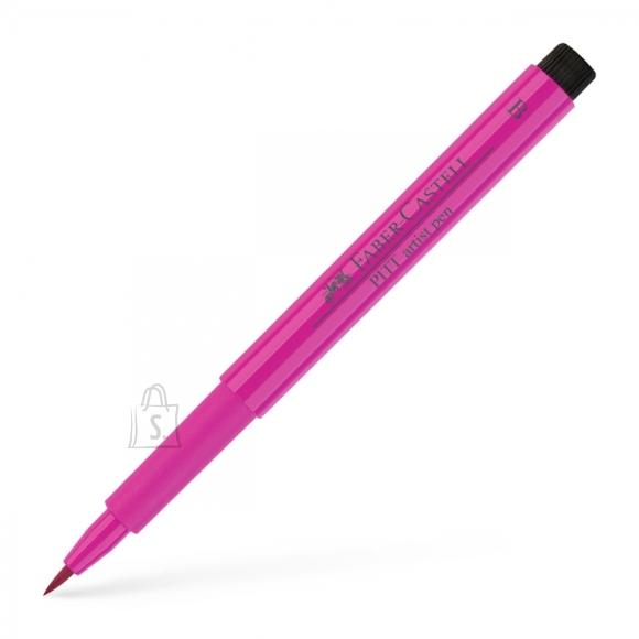 Faber-Castell Pintsel-pliiats Faber-Castell Pitt Artist Pen tumelilla (purple pink)