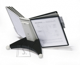 Durable Sirvimisalus Durable Sherpa Desk lauale 10-taskut