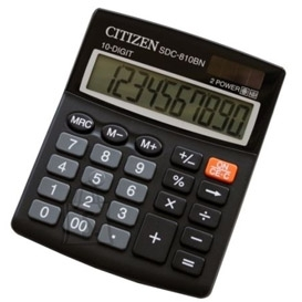 Citizen Lauakalkulaator Citizen SDC-810BN
