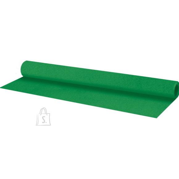Vilt deVENTE 50x70cm 1mm rullis roheline