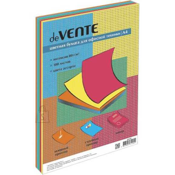 Koopiapaber värviline deVENTE A4/100L 5 värvi intensiivsed värvid