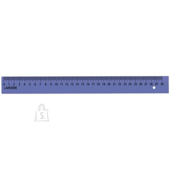 Joonlaud deVENTE 30cm läbipaistev assortii