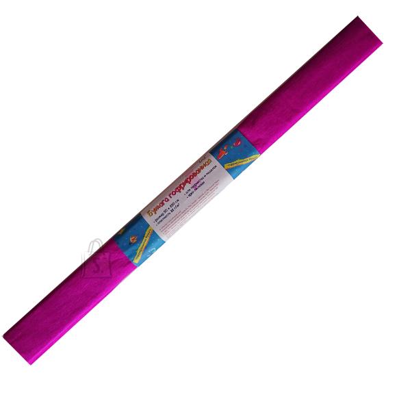 Krepp-paber Attomex 32g 50x250cm tumeroosa