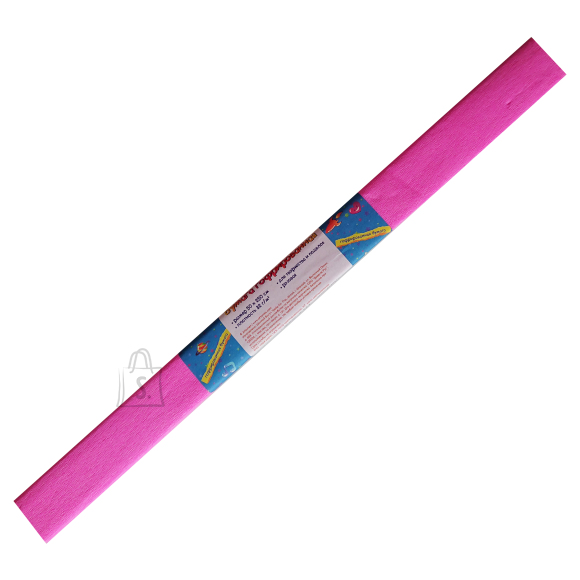 Krepp-paber Attomex 32g 50x250cm roosa