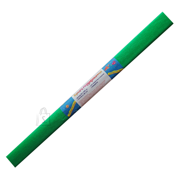 Krepp-paber Attomex 32g 50x250cm roheline