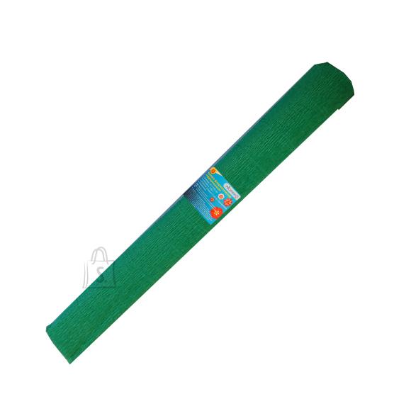 Krepp-paber Attomex 140g 50x250cm roheline