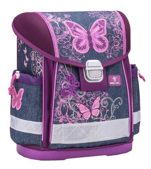 Belmil Koolikott Belmil 403-13 Purple Flying Butterfly
