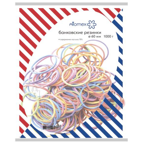 Rahakummid Attomex 60mm 1000g värvilised